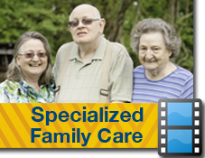 Specialized Family Care Video Thumbnail
