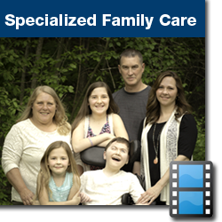 Specialized Family Care